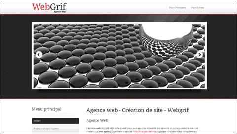 Agence web webgrif
