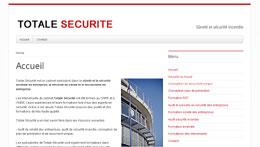 Totale Sécurité, du nouveau pour la sûreté de l'entreprise
