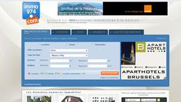 Sur immo974.com, découvrez les petites annonces immobilières à La Réunion