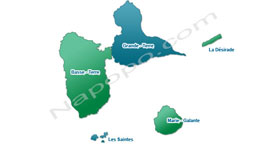 Locations de vacances en Guadeloupe