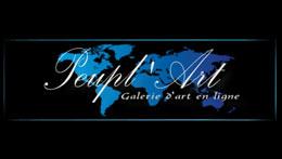 Galerie d'art en ligne Peupl'Art
