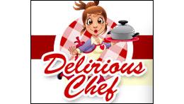 DeliriousChef : Découvrez un nouveau site de jeux de cuisine en ligne