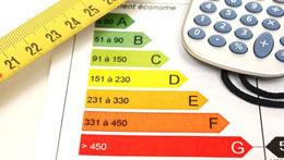 Coût des travaux d'économies d'énergie standards
