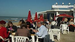 La Brasserie de la plage à Merlimont, détente et convivialité